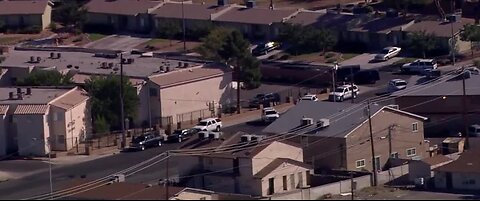 Roommate fight leads to barricade in Henderson, police say