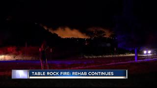 1 Year Anniversary of Table Rock Fire - Video