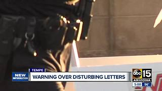 Tempe police: Child porn in mail sent through USPS - Video