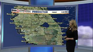 Chilly Morning Temps, Comfortable Afternoon - Video