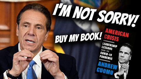 Governor Cuomo Wrote Book On Leadership Yet Refuses to Lead, Blames Others In Non-Apology