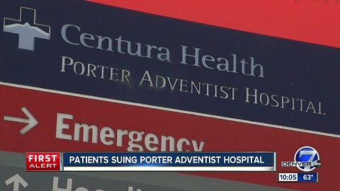 Lawsuit with dozens of plaintiffs is filed against Porter Adventist Hospital