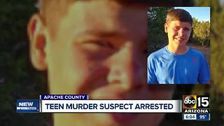 Young teen behind bars facing murder charges - Video