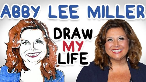 Abby Lee Miller | Draw My Life