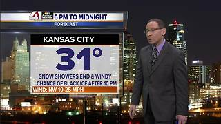 Jeff Penner Monday Afternoon Forecast Update 1 22 18 - Video