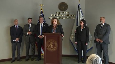 Fraud scams in Florida | Officials announce results of investigations