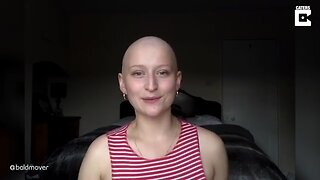 TRENDY TEENAGER SETS UP HEADSCARF BUSINESS AFTER LOSING HAIR TO CANCER