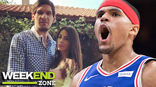 Boban Awkwardly Compares His Wife To Tobias Harris, Jimmy Butler Ghosted By Selena Gomez? | WZ