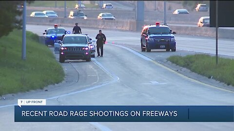 7 UpFront: Michigan State Police discusses recent road rage, deadly accidents, and freeway shootings