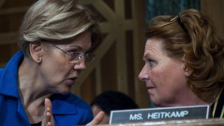 Democrats Disagree On What Bank Deregulation Bill Actually Does - Video