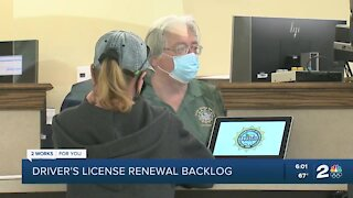 DPS experiencing a backlog, what they're doing to fix it