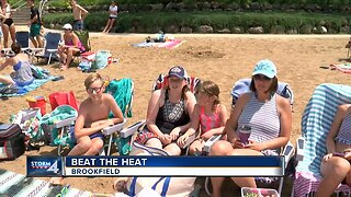 How families around the area are beating the heat