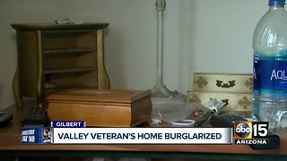 Disabled Valley veteran robbed