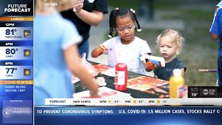 Tampa Bay area childcare facilities start reopening