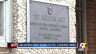 Local Salvation Army kettle donations down this year