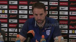 Gareth Southgate says club v country row is nonsense - Video