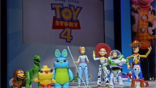 Toy Story 4 Has $118 Million Opening