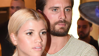 Sofia Richie Knows Scott & Kourtney Kardashian Will Get Back Together