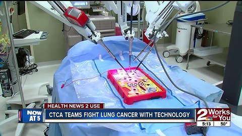 Technology at CTCA allows precision in detecting small tumors