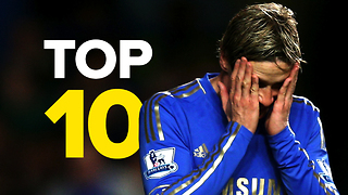 Top 10 Worst Transfers of All Time - Video