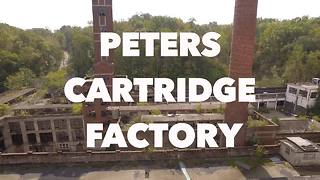 Peters Cartridge factory: 9 creepy facts - Video