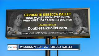 Politifact Wisconsin: Is Milwaukee County Judge Rebecca Dallet a hypocrite? - Video