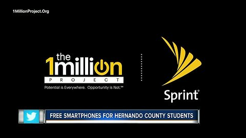 Sprint makes free smartphones available for high school students in Hernando County