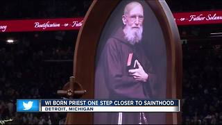Priest born in Wisconsin beatified by Catholic church - Video