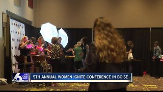 5th annual Women Ignite Conference in Boise - Video