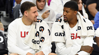 Klay Thompson JOINING Paul George on the Lakers!? - Video
