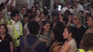 Hundreds Protest Immigration Policy at Boston State House - Video