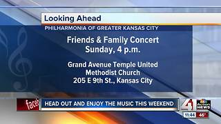 Philharmonia of Greater KC performing this weekend - Video