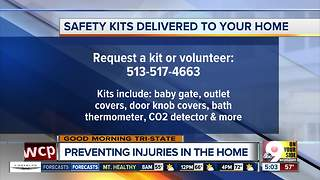 How to get free safety equipment for your home - Video