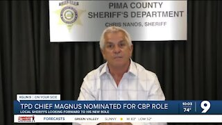 Southern AZ Sheriffs on TPD Chief CBP nomination