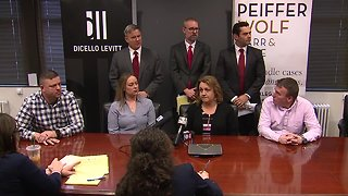2 couples file lawsuits against University Hospitals