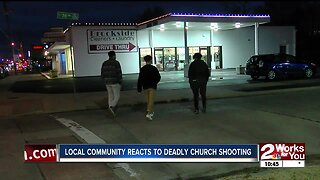 Local Community Reacts to Deadly Church Shooting