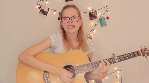 Girl Has An Awesome Cover Performance Of Ed Sheeran's 'Shape Of You'