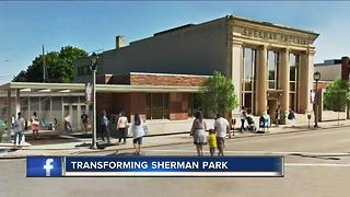 Sherman Phoenix project aims to grown community after riot fire - Video