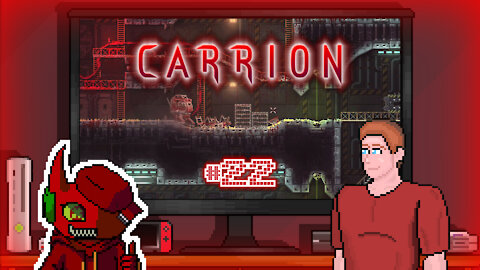 🍝 Carrion - Feat KillRed of COG (MOAR Mechs!) Let's Play! #22