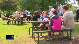 Labor Day picnic celebrates family, hard work - Video