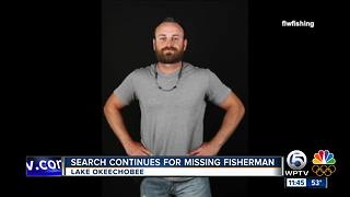 Search for missing boater continues - Video