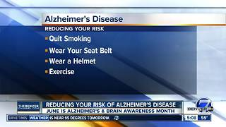 Reducing your risk of Alzheimer's Disease - Video