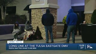 COVID, budget cuts lead to long wait times at the DMV