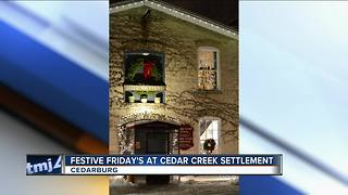 Enjoy Festive Friday's in Cedarburg - Video
