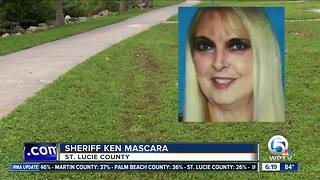 Mother dead, son missing in St. Lucie County - Video