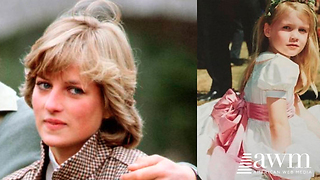 Princess Diana's Niece Is All Grown Up And Is the Spitting Image Of Her Beloved Aunt - Video
