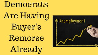 Democrats Have Buyer's Remorse And Conservatives Have Had Enough