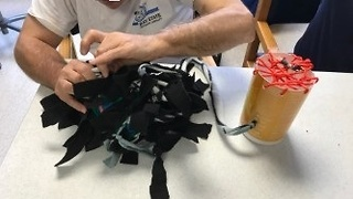 Spider and Web Fine-Motor Activity - Video