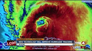 New technology could help improve tracking hurricanes - Video
