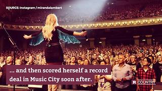 Getting to know Miranda Lambert | Rare Country - Video
